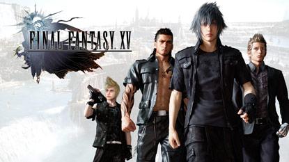 Final Fantasy XV: meg sem jelent, de már feltörték