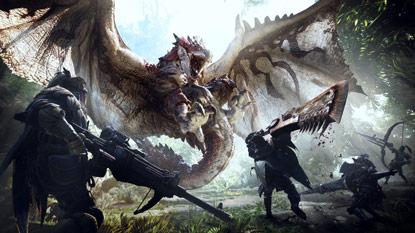 A Monster Hunter: World lett a Capcom leggyorsabban fogyó játéka