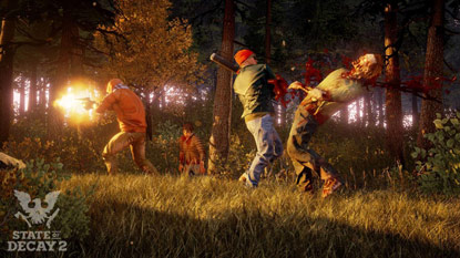 State of Decay 2 release date, price, and system requirements confirmed cover
