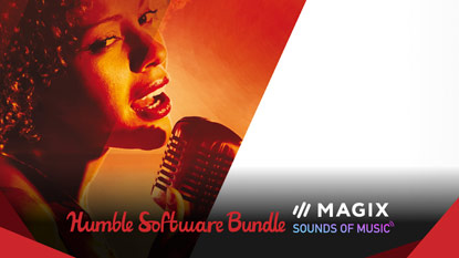 Itt a Humble Software Bundle: MAGIX Sounds of Music