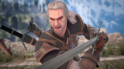 A Soulcalibur VI-ban tér vissza Ríviai Geralt