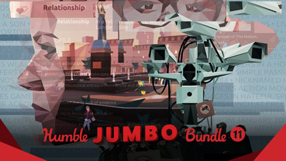 The Humble Jumbo Bundle 11 cover