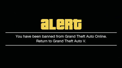 GTA Online: ok nélkül tiltottak ki játékosokat?