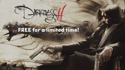 Get The Darkness 2 for free right now cover