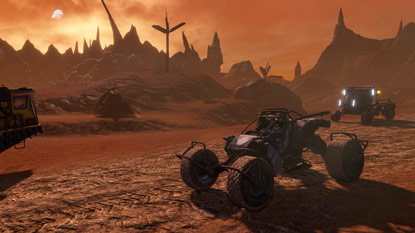 Jön a Red Faction Guerrilla Re-Mars-tered