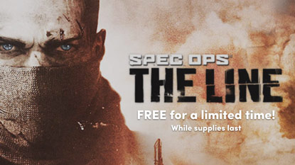 Spec Ops: The Line is free for a limited time