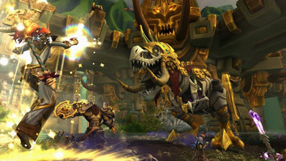 Ekkor jön a World of Warcraft: Battle for Azeroth cover