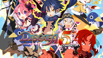 Hivatalos: PC-re is megjelenik a Disgaea 5 cover