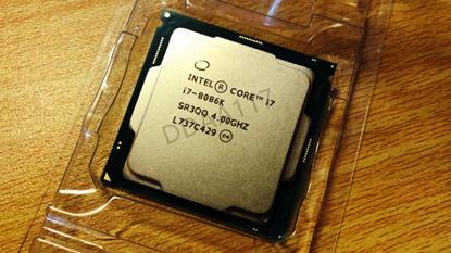 Intel Core i7-8086K CPU érkezik a 40. évfordulóra?