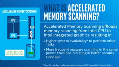 Az Intel új technológiája növeli a víruskeresés hatékonyságát