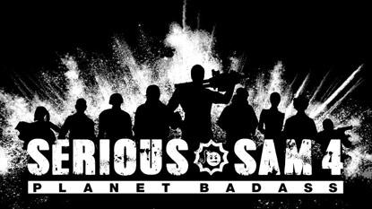 Serious Sam 4: Planet Badass announced cover