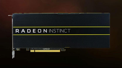 7 nm-es Radeon Instinct kártyát tesztelnek az AMD laboratóriumában