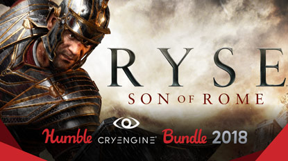 The Humble CRYENGINE Bundle 2018 cover