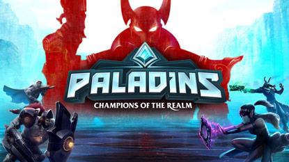 Hamarosan megjelenik a Paladins cover