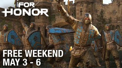 For Honor: ingyenesen kipróbálható a hétvégén cover