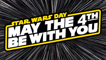 Ünnepeljétek kedvezményes játékokkal a Star Wars-napot