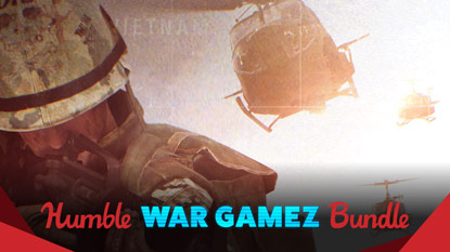 The Humble War Gamez Bundle