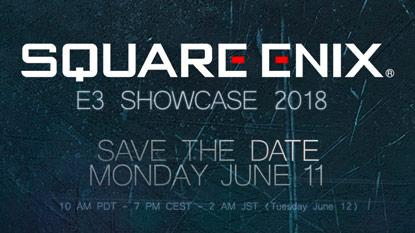 Idén a Square Enix is részt vesz az E3-on cover