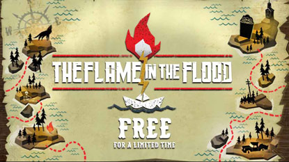 The Flame in the Flood is free for a limited time cover