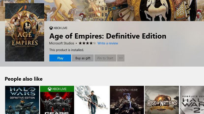 Microsoft Store: mostantól PC-s játékokat is lehet ajándékozni