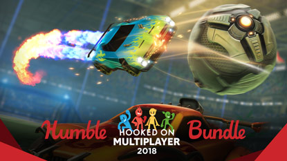 The Humble Hooked on Multiplayer 2018 Bundle cover