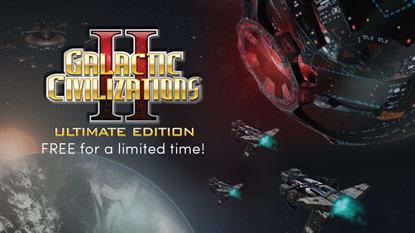 Ingyenesen beszerezhető a Galactic Civilizations II cover