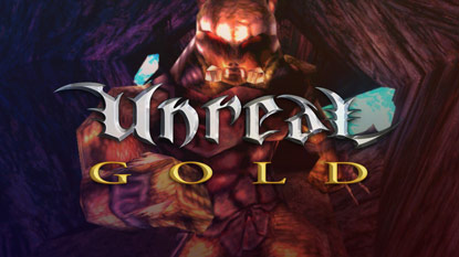 Get Unreal Gold for free to celebrate 20th anniversary cover
