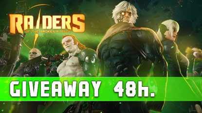Grab all Raiders of the Broken Planet campaigns for free cover