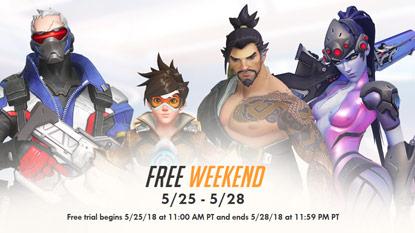 Overwatch: ingyenesen kipróbálható a hétvégén