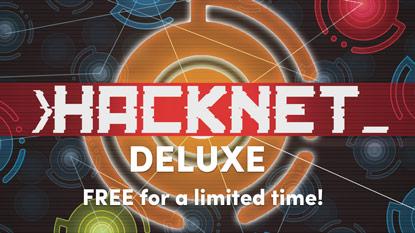 Ingyenesen beszerezhető a Hacknet: Deluxe cover