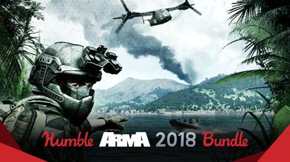 Itt a Humble ARMA 2018 Bundle cover