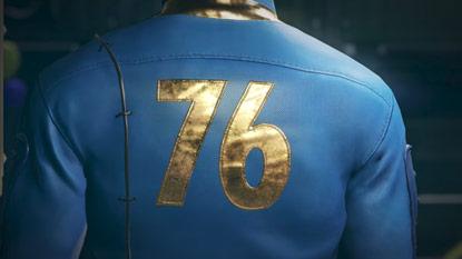 Bejelentették a Fallout 76-ot cover