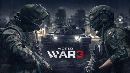 Készül a World War 3 cover
