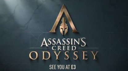 Assassin's Creed Odyssey announced cover