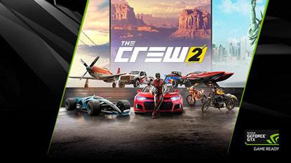 The Crew 2 jár az Nvidia csúcskártyái mellé