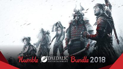 The Humble Daedalic Bundle 2018 cover