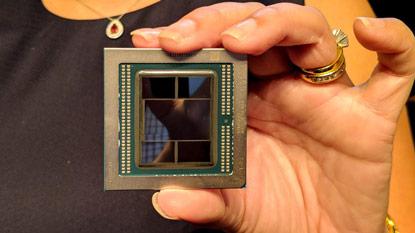 Bemutatkozott az AMD első 7 nm-es GPU-ja