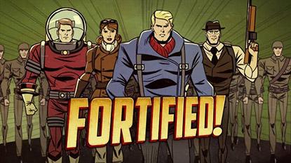 Ingyenesen beszerezhető a Fortified