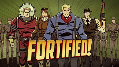 Grab Fortified for free right now cover