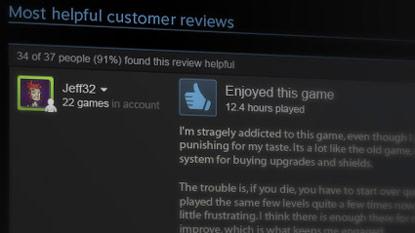 A Valve szerint könnyű kiszűrni, kik manipulálják az értékeléseket