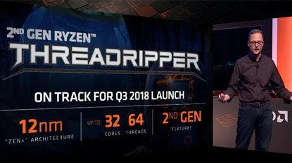 AMD Ryzen Threadripper 2990X benchmark bukkant fel