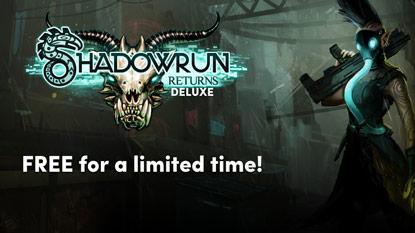 Ingyenesen beszerezhető a Shadowrun Returns Deluxe
