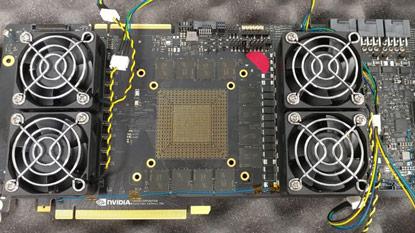 Felbukkant egy korai fázisban lévő mérnöki Nvidia kártya