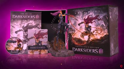 Darksiders 3: felfedték a gyűjtői kiadásokat és a megjelenési dátumot