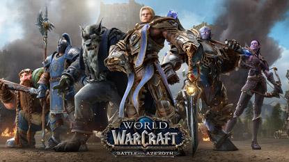 World of Warcraft: hamarosan itt a Battle for Azeroth kiegészítőt megelőző frissítés