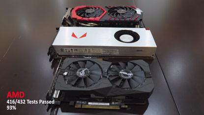 Független tesztek alapján az AMD driverei a legmegbízhatóbbak