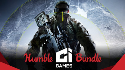 Itt a Humble CI Games Bundle