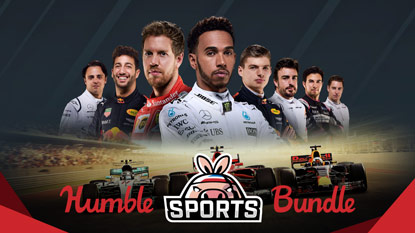 Itt a Humble Sports Bundle cover
