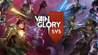PC-re is megjelenik a Vainglory cover