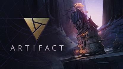 Ekkor jelenik meg a Valve új játéka, az Artifact cover